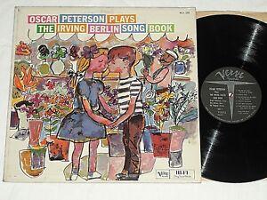 OSCAR-PETERSON-Plays-The-Irving-Berlin-Song-Book-1957-Mono-VERVE-LP