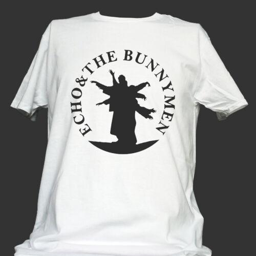 Echo /& the Bunnymen Punk Rock Music Band T-SHIRT unisex S-3XL
