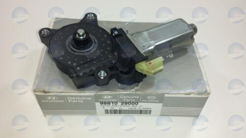 1993-2005 Hyundai Sonata Power Window Motor Genuine OEM New 98810-29000