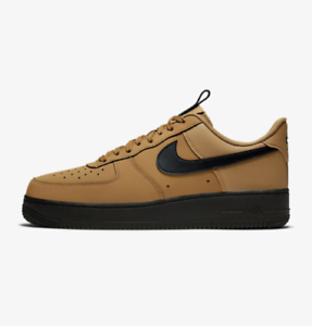 nike air force one wheat
