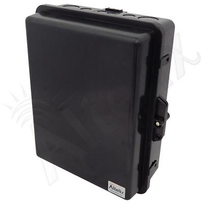 ABS Outdoor Vented NEMA Box Outdoor Enclosure Altelix 14x11x5 Polycarbonate