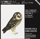 Orgelwerke Vol.2 von Hans-Ola Ericsson (1996)