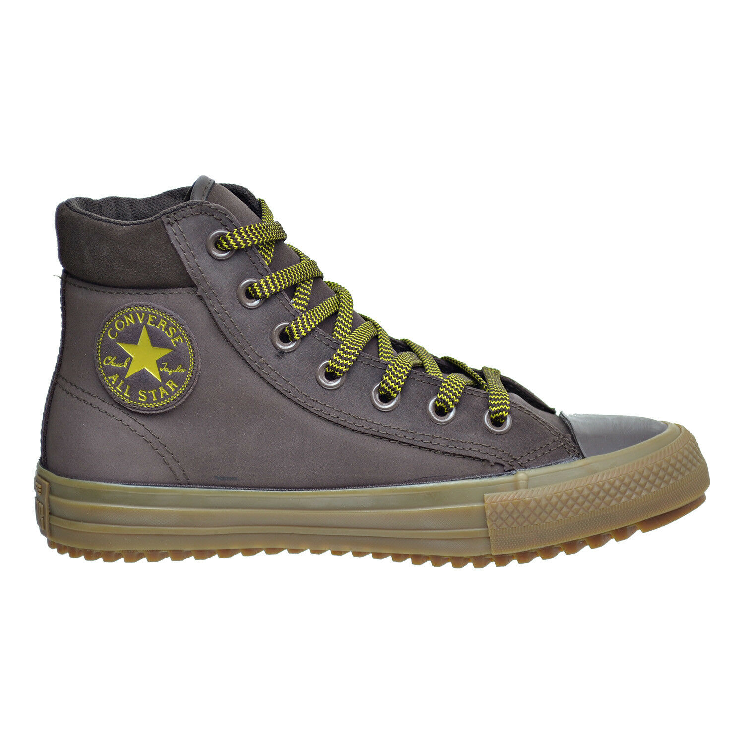 Converse Chuck Taylor All Star PC High Top Uomo stivali stivali stivali Burnt Umber Lemon 153674C 9e54d1