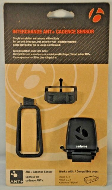 TREK BONTRAGER CYCLING COMPUTER ANT  SPEED SENSOR NEW IN PACKAGE