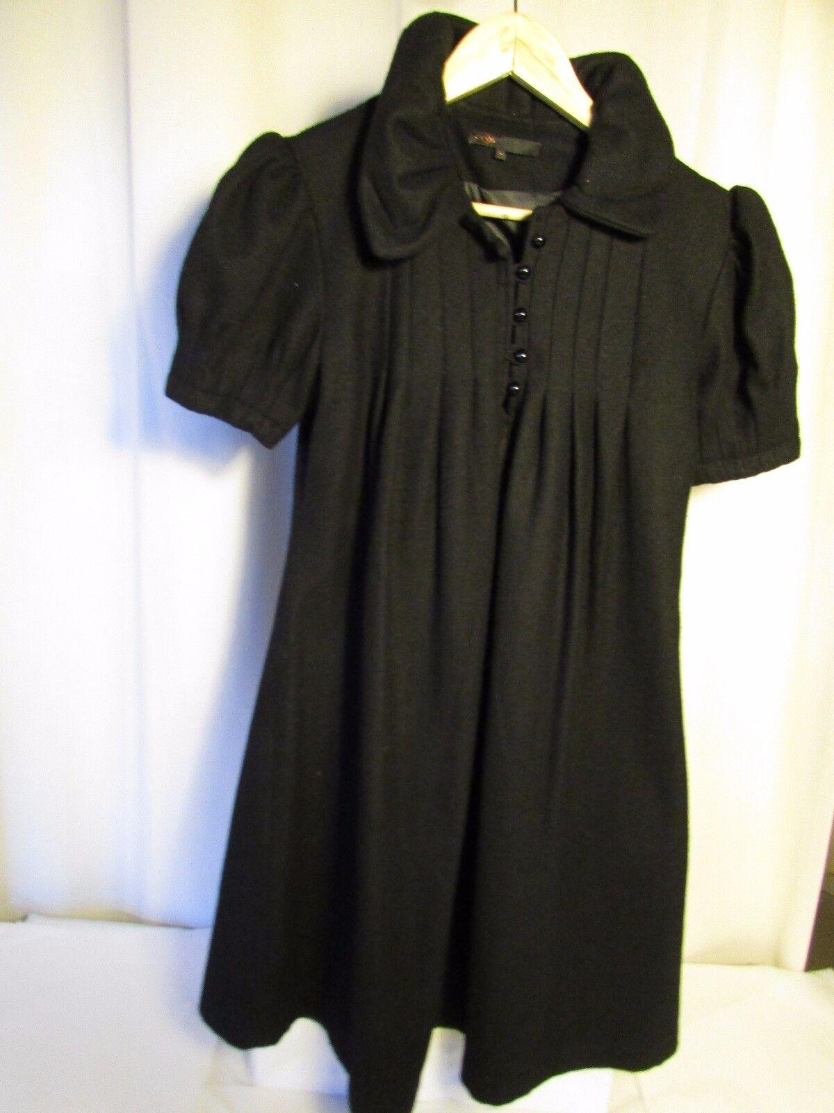 Kleid MAJE black Größe S