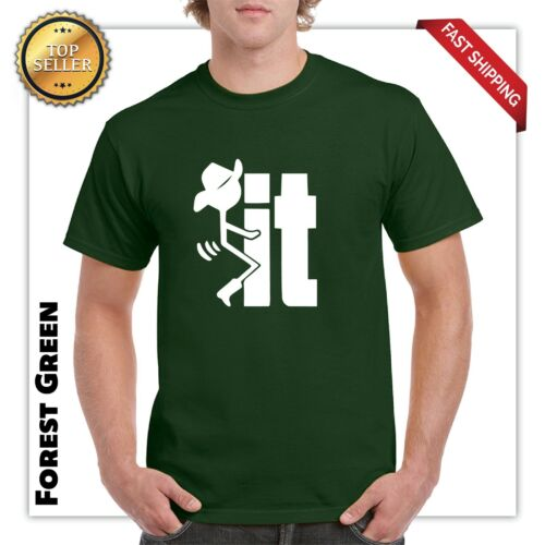Rude F*k It Sarcastic Offensive Cool Graphic Gift Idea Adult Humor Funny T Shirt