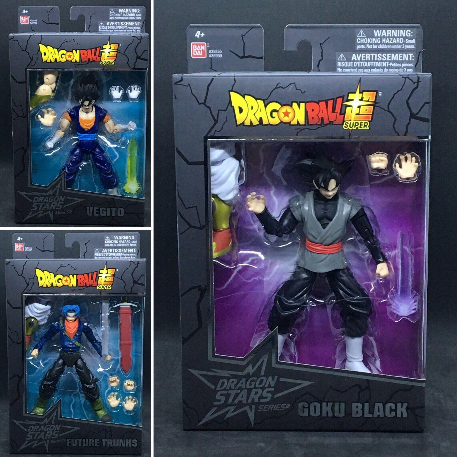 Bandai Dragon Ball súper-estrellas de dragón serie 8 (juego de 3)