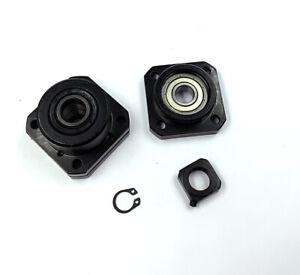 3 FK12 /& 3 FF12 CAPT2011 3 set FK//FF12 Ballscrew end supports