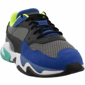 Puma-Storm-Origin-Lace-Up-Sneakers-Casual-Blue-Mens