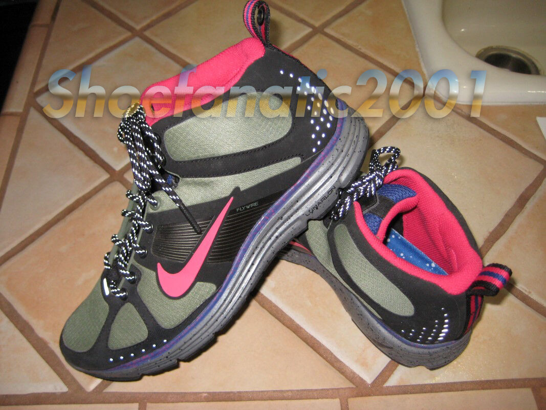 Nike Lunar Elite Trail Mid + Edition SUPREME Premium Lunarlon Flywire Fragment 8 The latest discount shoes for men and women