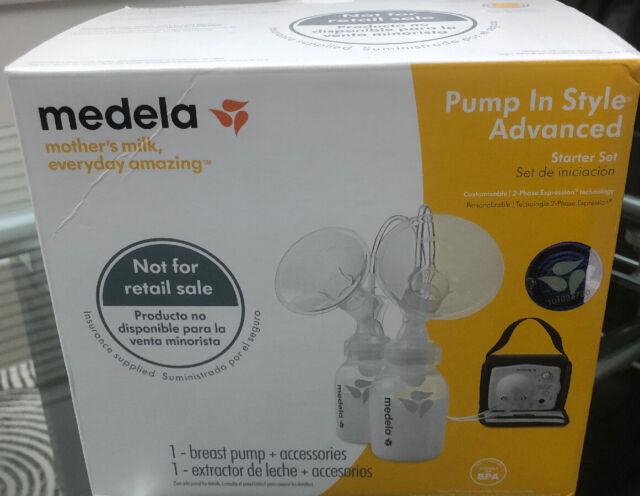 Medela 9 Volt Pump In Style Advanced Breastpump Battery ...