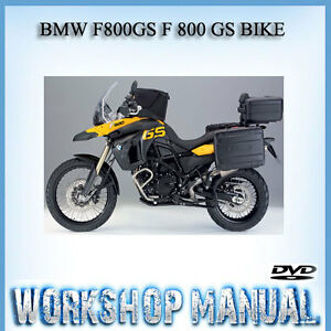 bmw f800gs manual