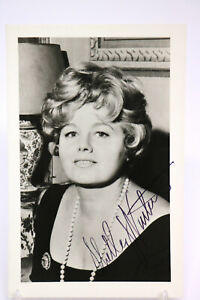 Original Autogramm Autograph SHELLEY WINTERS
