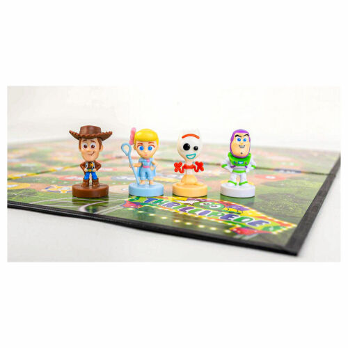 fast Ludo board game TOY STORY 4 RACE HOME