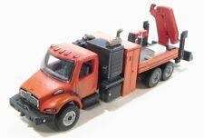 N Scale FL-M2 Class Heavy Duty Hydraulic Service Truck Hi-Rail Kit  (73)
