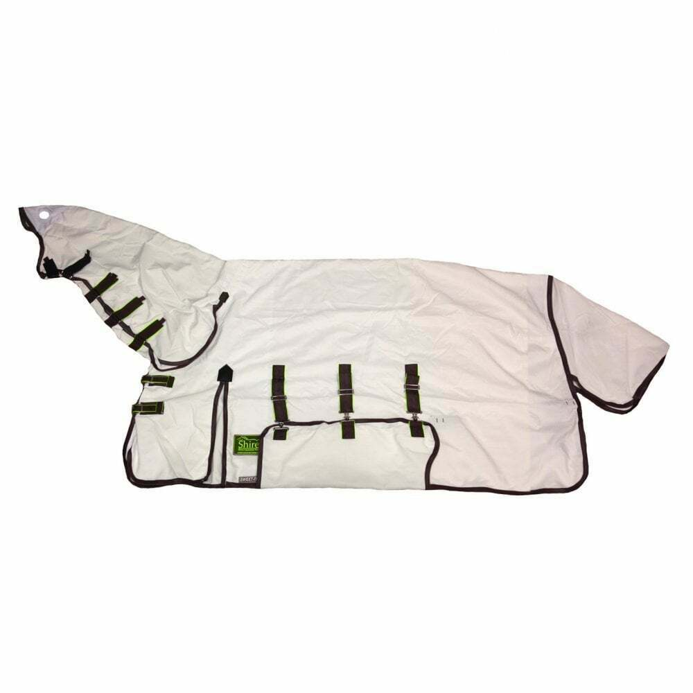 Shires Highlander Plus Sweet-Itch Combo Fly Rug