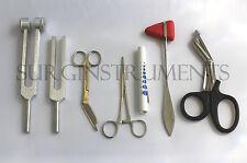 7 Piece Medical Kit Emt Nursing Surgical Ems Student Paramedic Holiday Gift