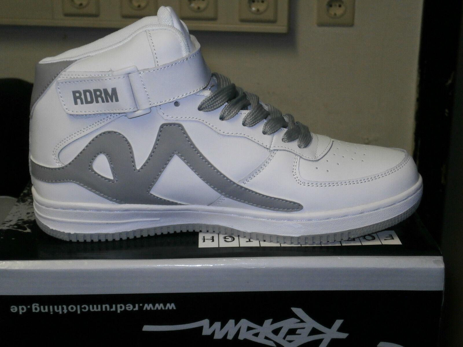 Herren schuhe / Sneakers, REDRUM -US NAVY  BOOTH- HIGH  Elegant Sneaker Style, .
