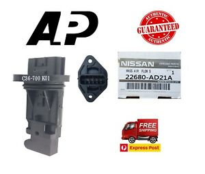 GENUINE-MAF-NISSAN-PATROL-GU-ZD30DDTi-N16-PULSAR-1-6-1-8-AIR-FLOW-MASS-METER-AFM