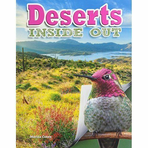 Deserts Inside Out by Marina Choen, James Bow (Paperback, 2014)