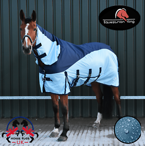 COMBO ALL IN ONE FREE MASK GALLOP FLY RUG UV PROTECTION BELLY WRAP