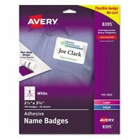 Avery Adhesive Name Tags - Ave8395 on sale