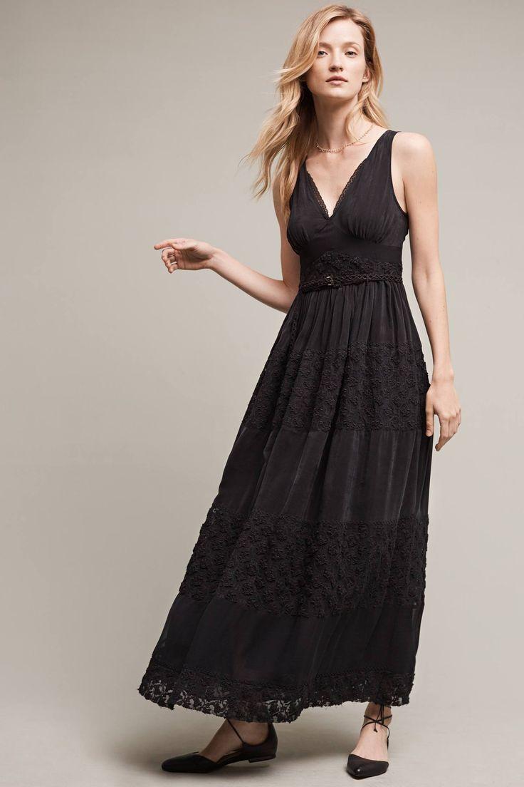 Floreat Floreat Floreat Tulie Beaded Maxi Dress -USA 6,  268 MSRP 265066