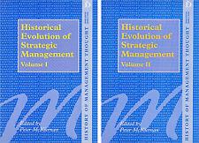 Historical Evolution of Strategic Management by Peter McKiernan (1996,...