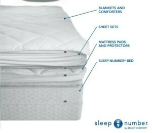 Select Comfort Sleep Number Bed C King California King ...