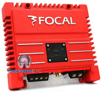 Focal Solid2 Red Amp 2 Channel 400w Max Speakers Component Subwoofer Amplifier