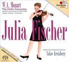 Mozart: The Violin Concertos (DVD, Jan-2011, 3 Discs, PentaTone Classics)