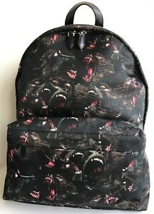 Image is loading GIVENCHY-Screaming-Monkey-Brothers-Backpack-RRP-900 b338b2c41f655