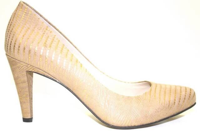 a6e65886f1f Women's Shoes Vince Camuto Kadri Classic PUMPS High Heel Leather LT Golden  Brown 8