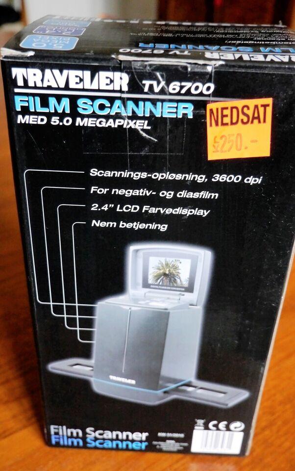 Film Scanner, Traveler, TV 6700