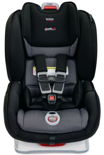 Britax Marathon Click Convertible Car Seat Baby Child Safety Verve New 2018