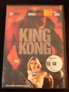 DVD-Movie-King-Kong-1976-English-French-Widescreen