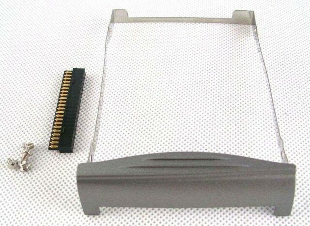 Lot 2 Dell Latitude D610 IDE SATA Interface Hard Drive Caddy Cover