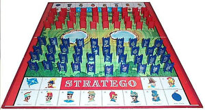 milton bradley classic 1980 s stratego replacement game parts