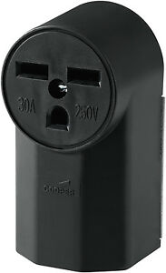 40 amp 240 volt receptacle diagram new cooper wiring devices wd1232 30-amp 240-volt power ...