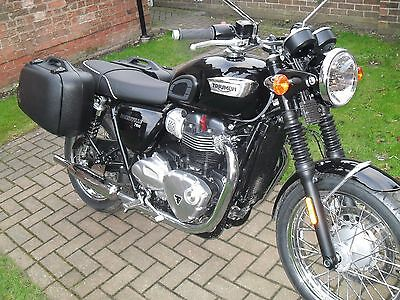 Triumph Classic Bonneville T120 Trident Spitfire Indoor Motorcycle Dust Cover