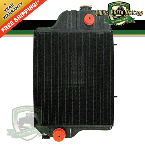 AT20849 NEW Radiator For JOHN DEERE 1130, 1530, 1630, 830