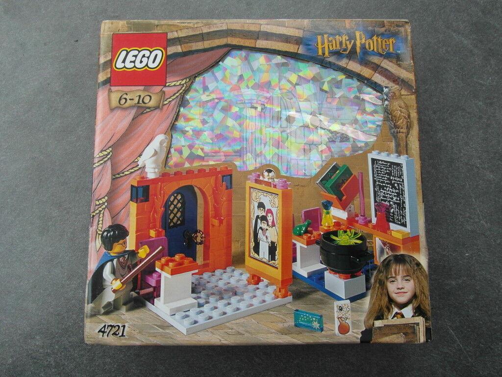 Lego 4721 HARRY POTTER OVP ungeöffnet NEU NEU NEU  | Exquisite (mittlere) Verarbeitung