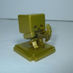 Minecraft Achievement Series 16 Sniper Duel Skeleton Gold Mini Figure 2019