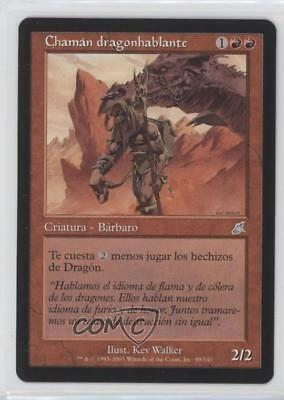 1x Dragonspeaker Shaman Scourge MtG Magic Red Uncommon 1 x1 Card Cards