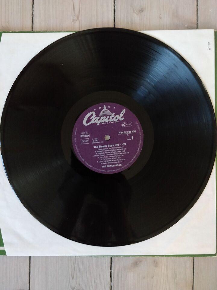 LP, The Beach Boys, 1966-1969