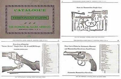Hopkins /& Allen 1914 Early Catalog