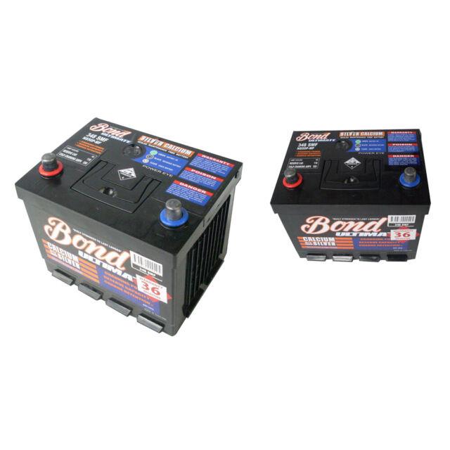 Bond Battery 324SMF for Toyota Hiace Petrol 1984-1996 & Hiace 2000-On