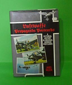 Luftwaffe-Propaganda-Postcards-A-Pictorial-History-of-Original-German-Postcards
