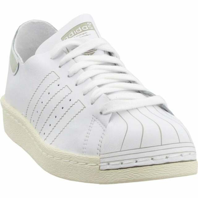 White Decon Superstar Bz0109 Adidas 80s Casual Sneakers Men's Us 10 zMSUVp
