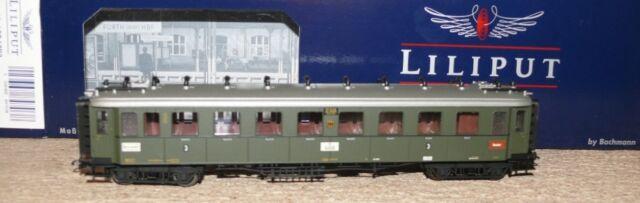 K17 Liliput L384703 Schnellzugwagen 3. Klasse  C4ü 17 626 DRG SONDERAKTION